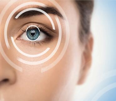 Синдром «сухого глаза» у пользователей контактных линз