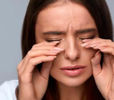 Синдром «сухого глаза»: кто в группе риска?