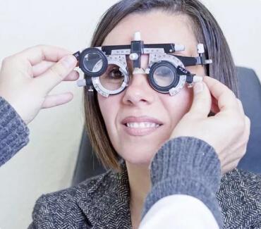 Профилактика снижения остроты зрения