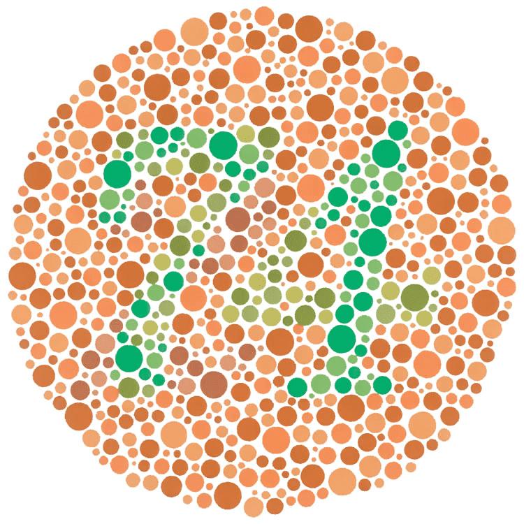 Патологія сприйняття кольору